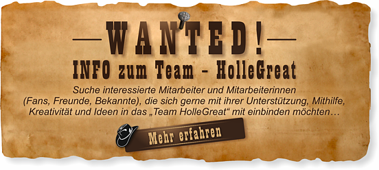 Info zum Team - Hollegreat